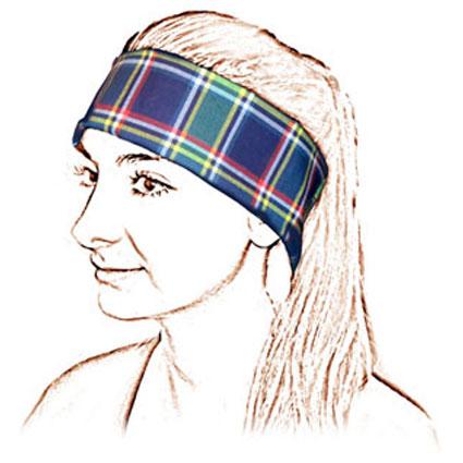 Cuscino termico contro il mal di testa