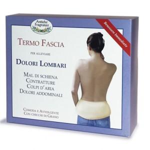 rimedio per dolori lombari e mal di schiena