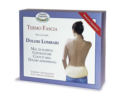 Termo Fascia rimedio per dolori lombari e mal di schiena