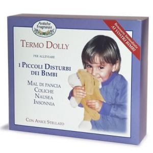 Peluche termico per bambini