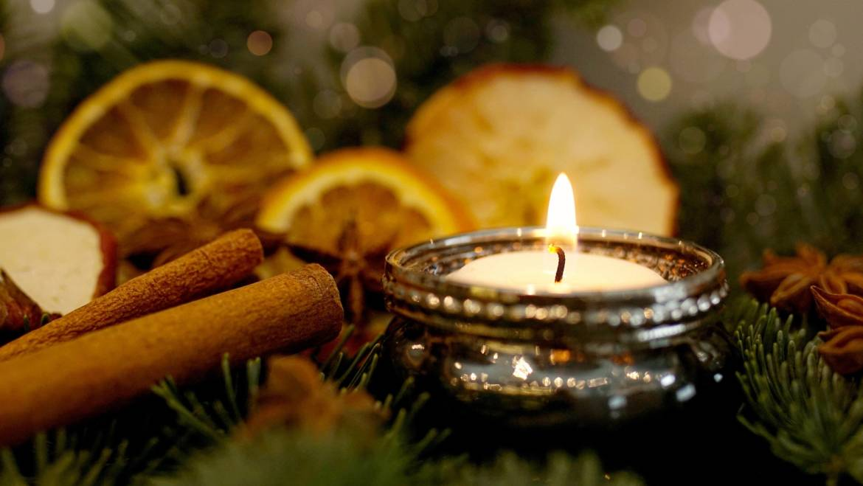 Arancio & Cannella: le fragranze per la casa che rendono unici i vostri doni di Natale!